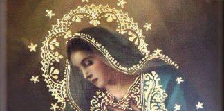 María de Belén, madre de Jesús,