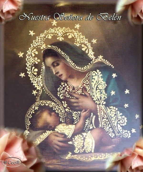 ORACIÓN A MARÍA DE BELÉN