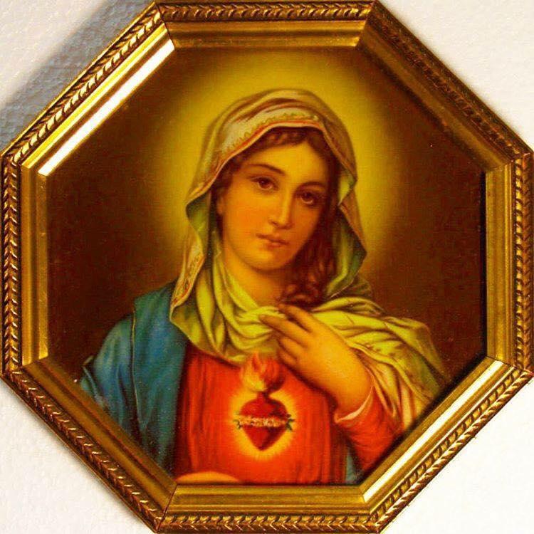 Oración Corazón Inmaculado de María