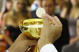 Gracias Señor, por la Eucaristía