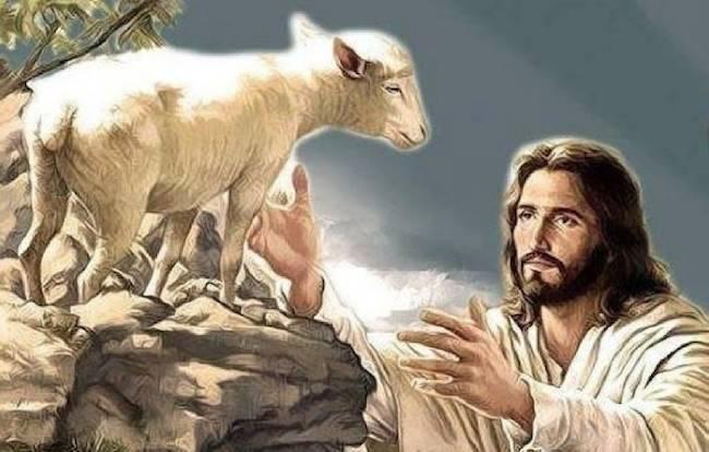 Se celebraba en Jerusalén la fiesta de la Dedicación del templo. Era invierno, y Jesús se paseaba en el templo por el pórtico de Salomón. Los judíos, rodeándolo, le preguntaban: «¿Hasta cuando nos vas a tener en suspenso? Si tú eres el Mesías, dínoslo francamente.» Jesús les respondió: «Os lo he dicho, y no creéis; las obras que yo hago en nombre de mi Padre, ésas dan testimonio de mí. Pero vosotros no creéis, porque no sois ovejas mías. Mis ovejas escuchan mi voz, y yo las conozco, y ellas me siguen, y yo les doy la vida eterna; no perecerán para siempre, y nadie las arrebatará de mi mano. Mi Padre, que me las ha dado, supera a todos, y nadie puede arrebatarlas de la mano del Padre. Yo y el Padre somos uno.»