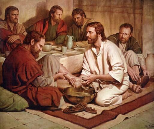 Lectura según san Juan (13,16-20):