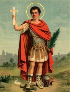 Oración a San Expedito, patrono de la causas urgentes.