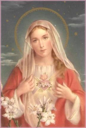 Consagración al Corazón Inmaculado de María