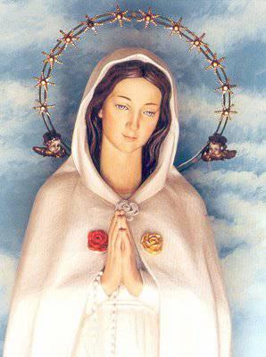ORACIÓN A MARÍA ROSA MÍSTICA