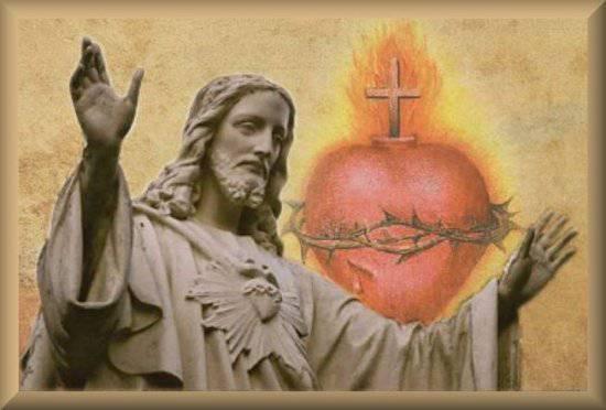 NOVENA AL SAGRADO CORAZÓN DE JESÚS – QUINTO DÍA –