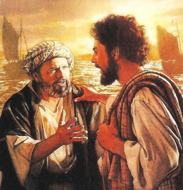Evangelio del día según San Marcos 10,28-31.