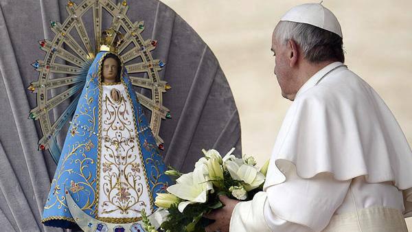 Oración a Nuestra Señora de Luján, Patrona de Argentina