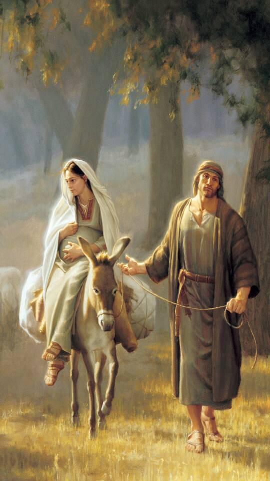 Novena a la Sagrada Familia de Juan Pablo II - Primer Día