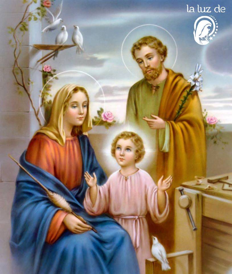Novena a la Sagrada Familia – Tercer Dia: Familias Con Problemas