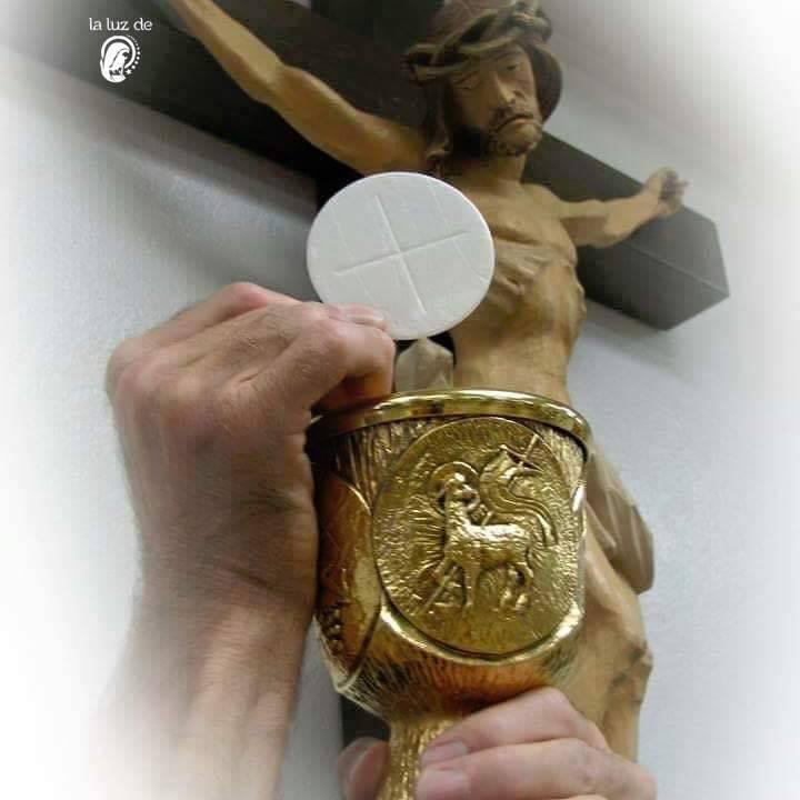 Oración por la comunión espiritual o comunión de deseo