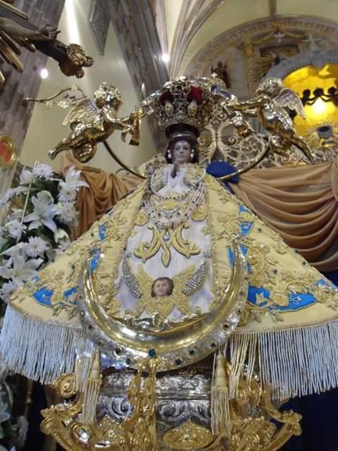 ORACÍON A Nuestra Señora del Rosario de Talpa