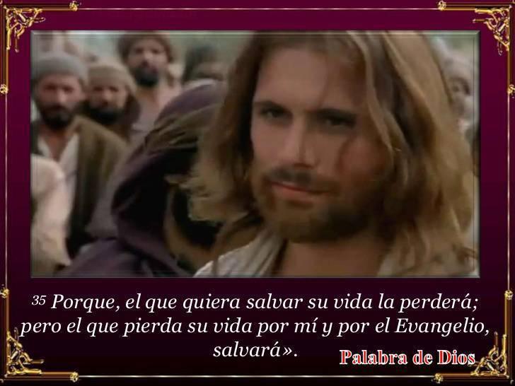 Evangelio del día según San Lucas 9,18-24