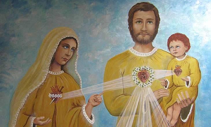 Poderosa Oracion por las Familias a la Sagrada Famiglia