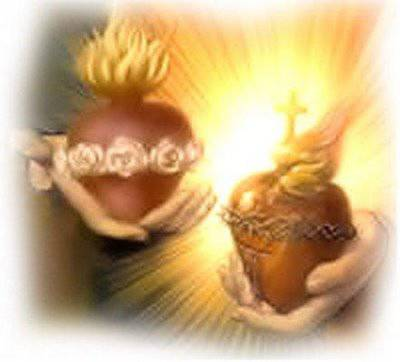 Poderosa Consagración de la Familia  a los Sagrados Corazones de Jesús y María