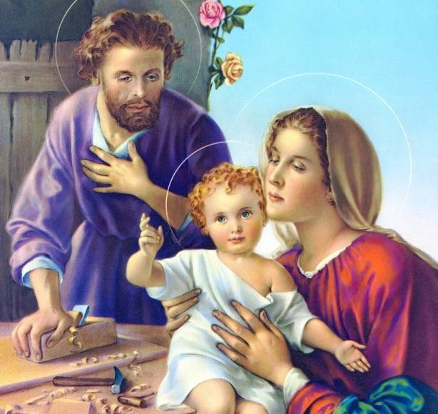 Novena alla Sagrada Familia – Sexto Dia-