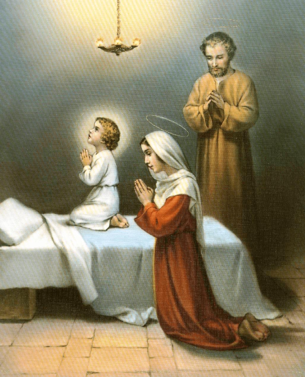 Novena alla Sagrada Familia – Cuarto día –