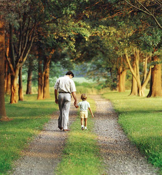 Oración por un Papá en cielo, Conmemoramos el día de los Papás