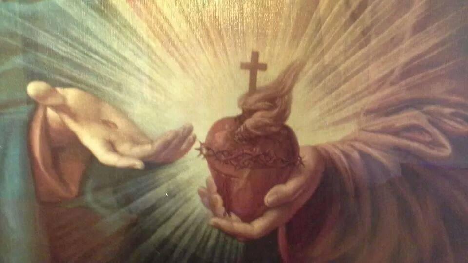 Novena al Sagrado Corazón de Jesús ( Primer Día)