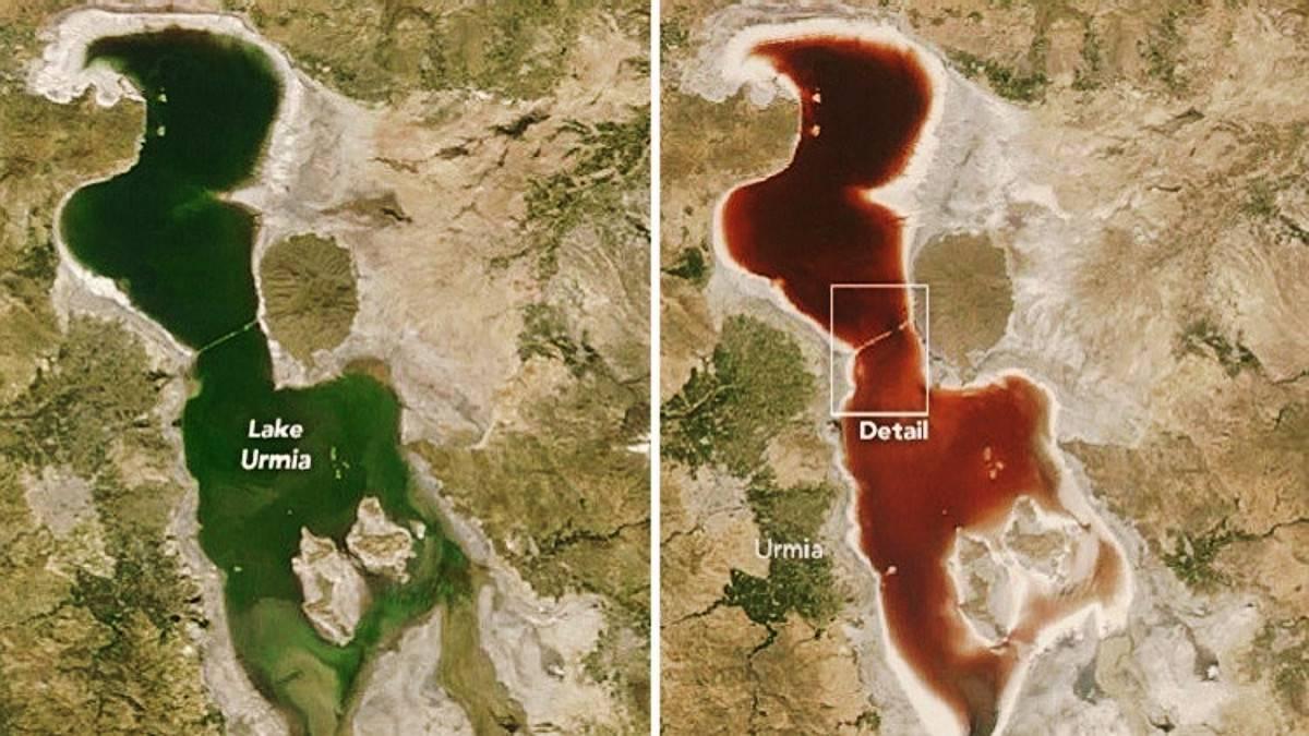 """Lago de Sangre: Irán recibe la plaga de """"Egipto"""" como castigo al odio por Israel"""
