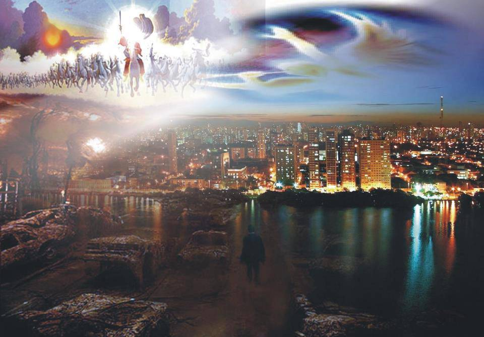 Esta preparada la Gran Tribulación – De los mensajes dados a la mística Catalina Rivas