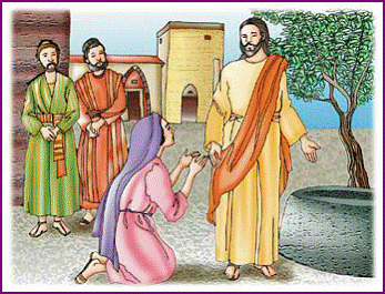 Evangelio del día según San Mateo 20,20-28.