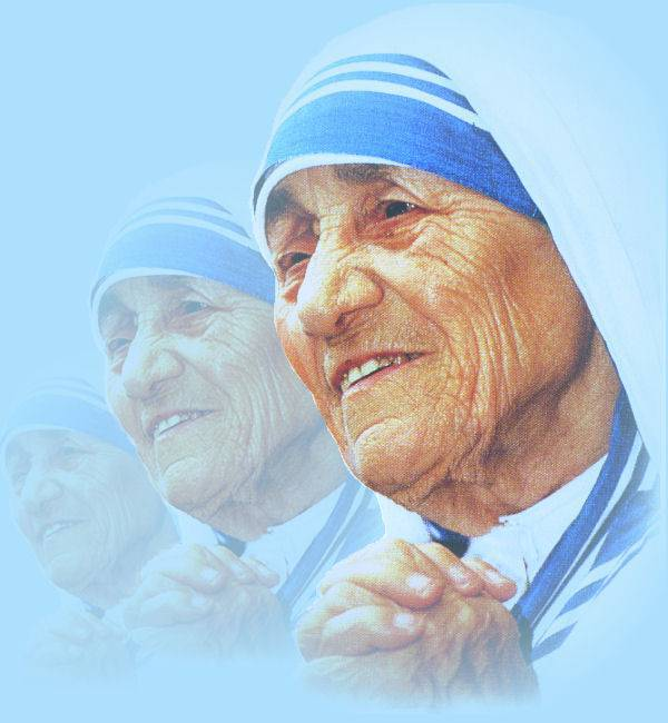 La novena de emergencia de la Madre Teresa