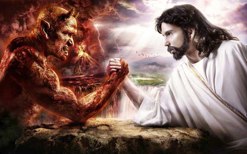 La Vencedora de todas las batallas de Dios contra Satanás y el infierno