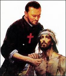 Oración por los enfermos a San Camilo de Lellis