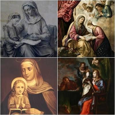 NOVENA A S.ANNA abuela de JESUS – DÍA   QUINTO-