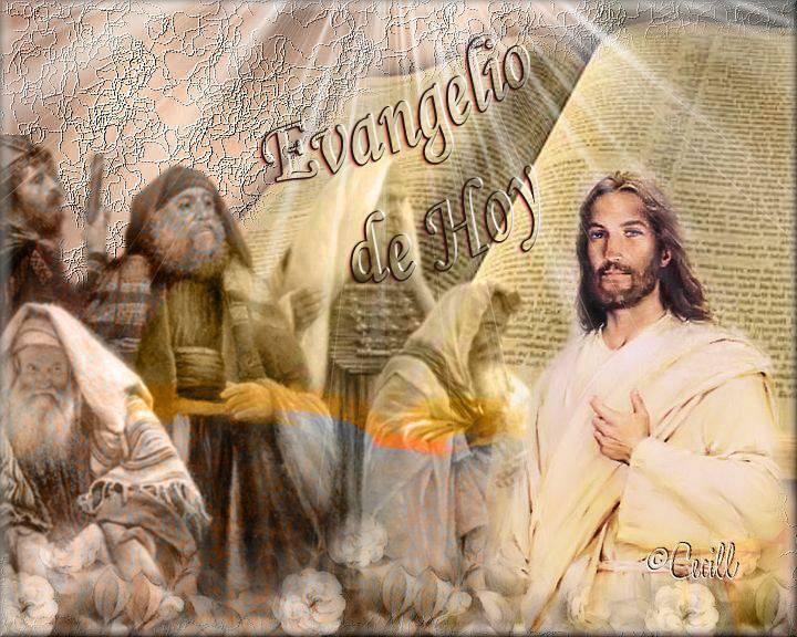Evangelio según San Mateo 23,23-26.