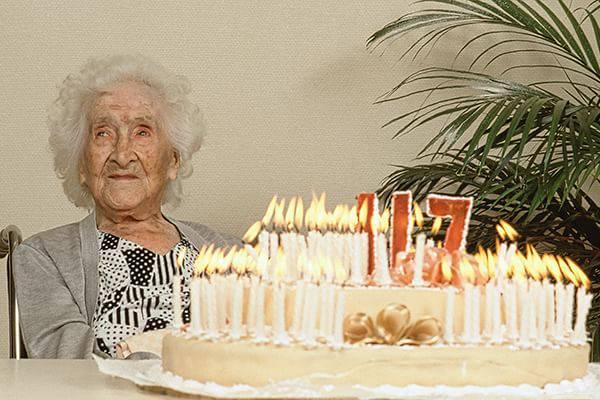 Nueve secretos para tener una larga vida y serena