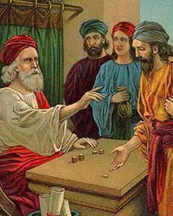 Evangelio según San Mateo 20,1-16a.