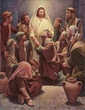 Evangelio según San Lucas 14,1.7-14.