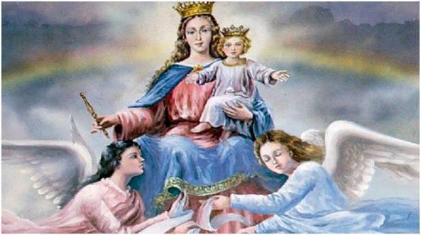 Novena a la Asunción de la Virgen María -Día primero-