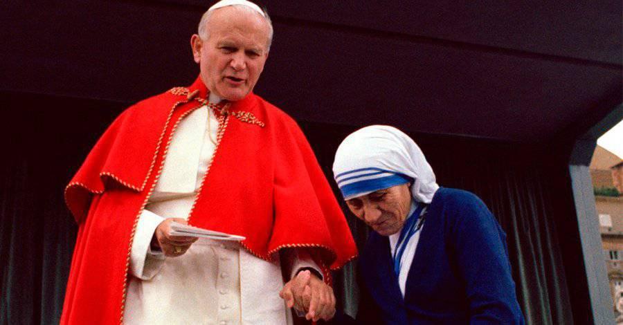 Les visiones de Jesús de la Madre Teresa.