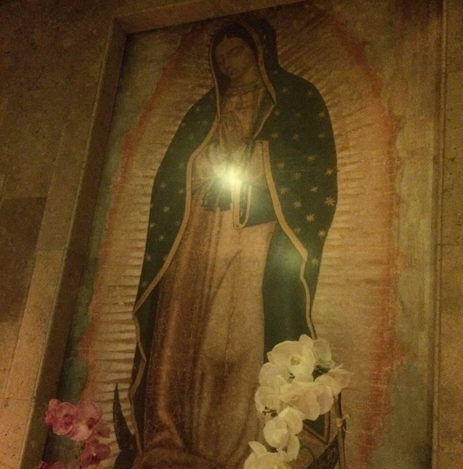 La Virgen de Guadalupe : El Milagro de la flecha