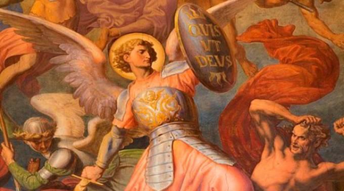 San Miguel Arcángel, el defensor de los moribundos