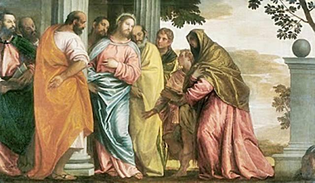 Evangelio según San Lucas 8,19-21.