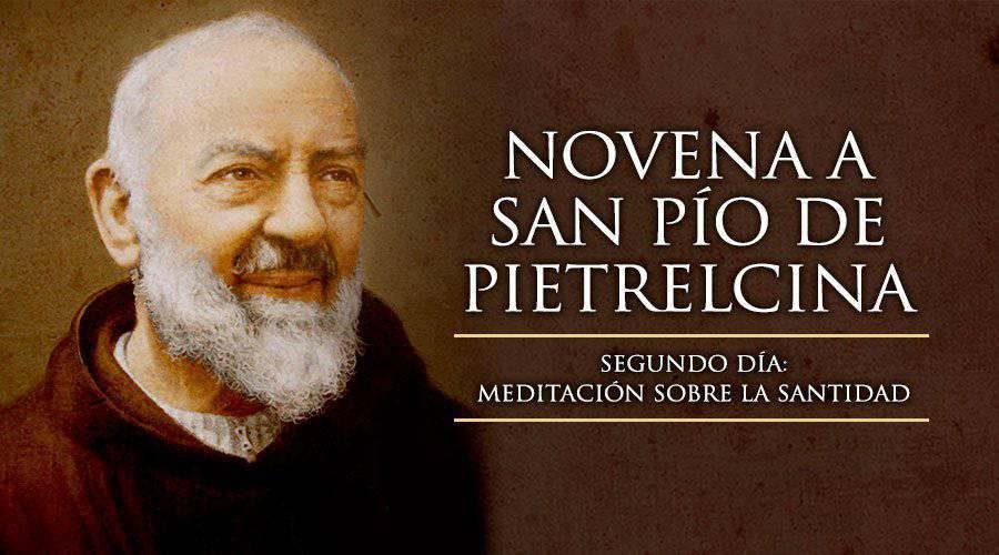 Novena a San Pío de Pietrelcina – Segundo día –
