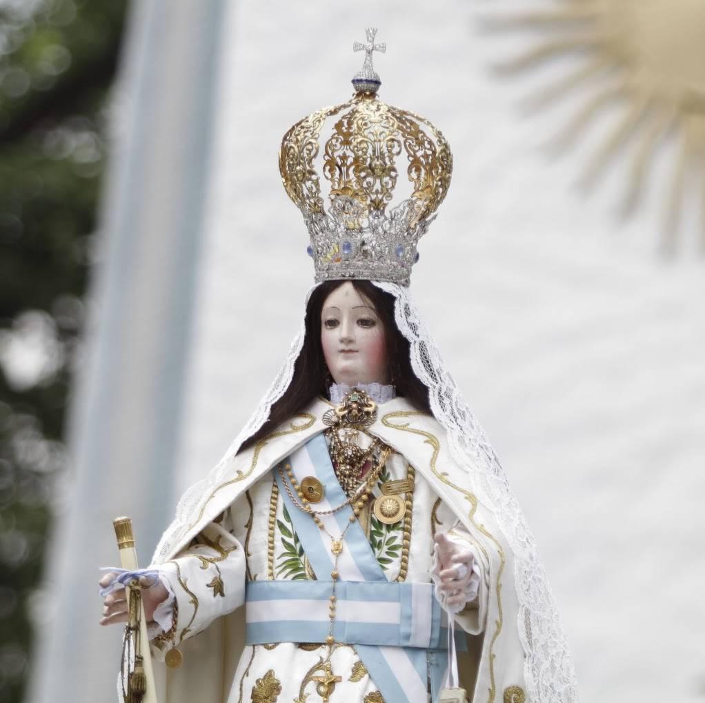 La Generala del Ejército Argentino: Nuestra Señora de la Merced, Tucuman, Argentina (24 de septiembre)