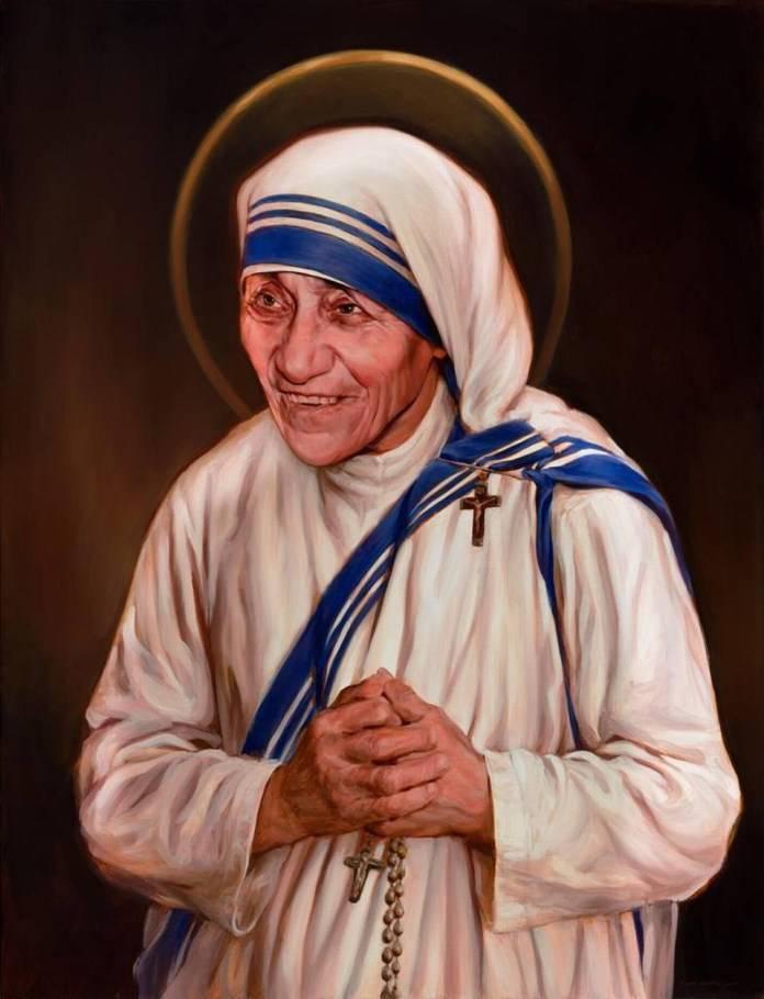 Hoy a las horas 10,44 Madre Teresa es santa