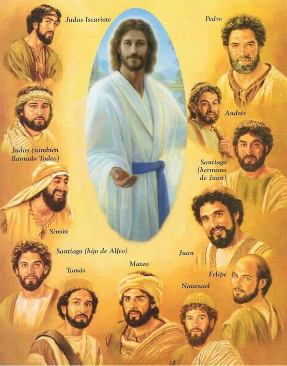 Evangelio según San Lucas 6,12-19.