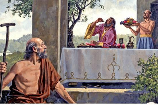 Evangelio según San Lucas 16,19-31.