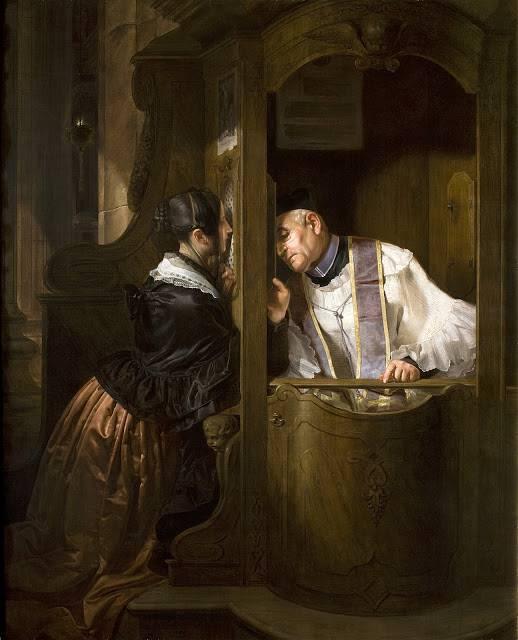 Sobre la confesión mal hecha