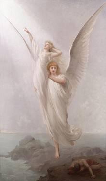 Tu ángel de la guarda puede ayudarte más de lo que imaginas