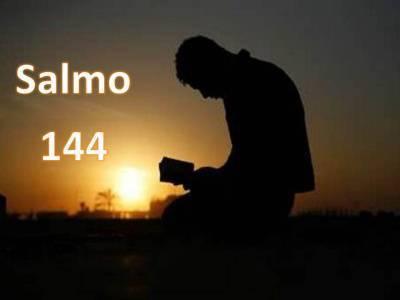 Salmo del día – 144 –
