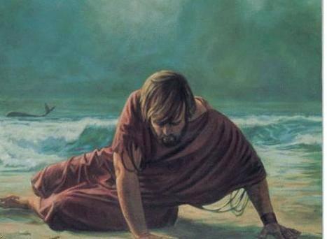 Holy Gospel of Jesus Christ according to Saint Luke 11:29-32.
