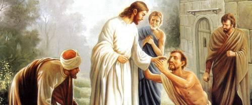 Evangelio según San Lucas 17,11-19.