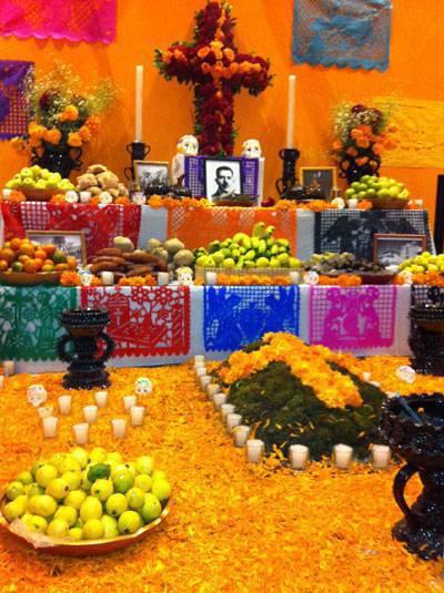 ¿Puede un católico celebrar el 2 de noviembre con un altar de muertos?